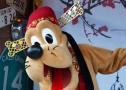 上海迪士尼狗年迎春