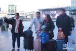 2018年春运大幕将启:40天近30亿人次上演大迁徙
