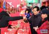 济南春节消费市场供应充足 6万吨粮油肉菜已备好