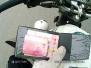 驾驶证里没有证件只有钱 货车司机3次贿赂交警被拒