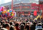 大年初二全国旅游接待0.87亿人次 实现旅游收入1107亿元