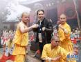 中国武术亮相国际旅游交易会