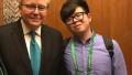 澳大利亚前总理:中国十年内有望成全球最大经济体