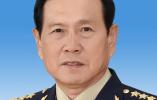 魏凤和会见泰国军队最高司令