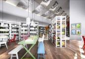 洛阳市西工区新建4个城市书房 分别藏书4000余册