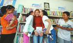济南村民自建爱心书屋