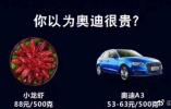 一斤小龙虾比一斤豪车还贵?!这些年你吃掉几辆豪车?