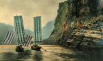 """扬子风景:""""业余""""摄影师唐纳德·曼尼镜头下的民国三峡"""