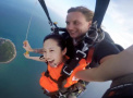 数据解读建德航空小镇跳伞基地:高空跳伞女性占六成
