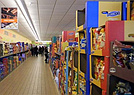 实拍美国穷人超市