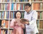 """男子藏书7000余册 讲述的都是""""洛阳故事"""""""