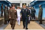 韩朝举行大校级会谈 商定尽快修复军事通信线路
