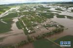 杭州临安275亩农田被淹 无人员伤亡报告