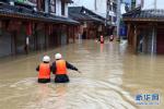 强降雨袭击我国多地嘉陵江、涪江将迎来最大洪峰