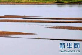 黄河滩区严查违法船只 提醒游客勿乘坐非法快艇