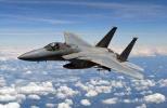 美军战机拦截被劫客机细节:加力全开 投放干扰弹