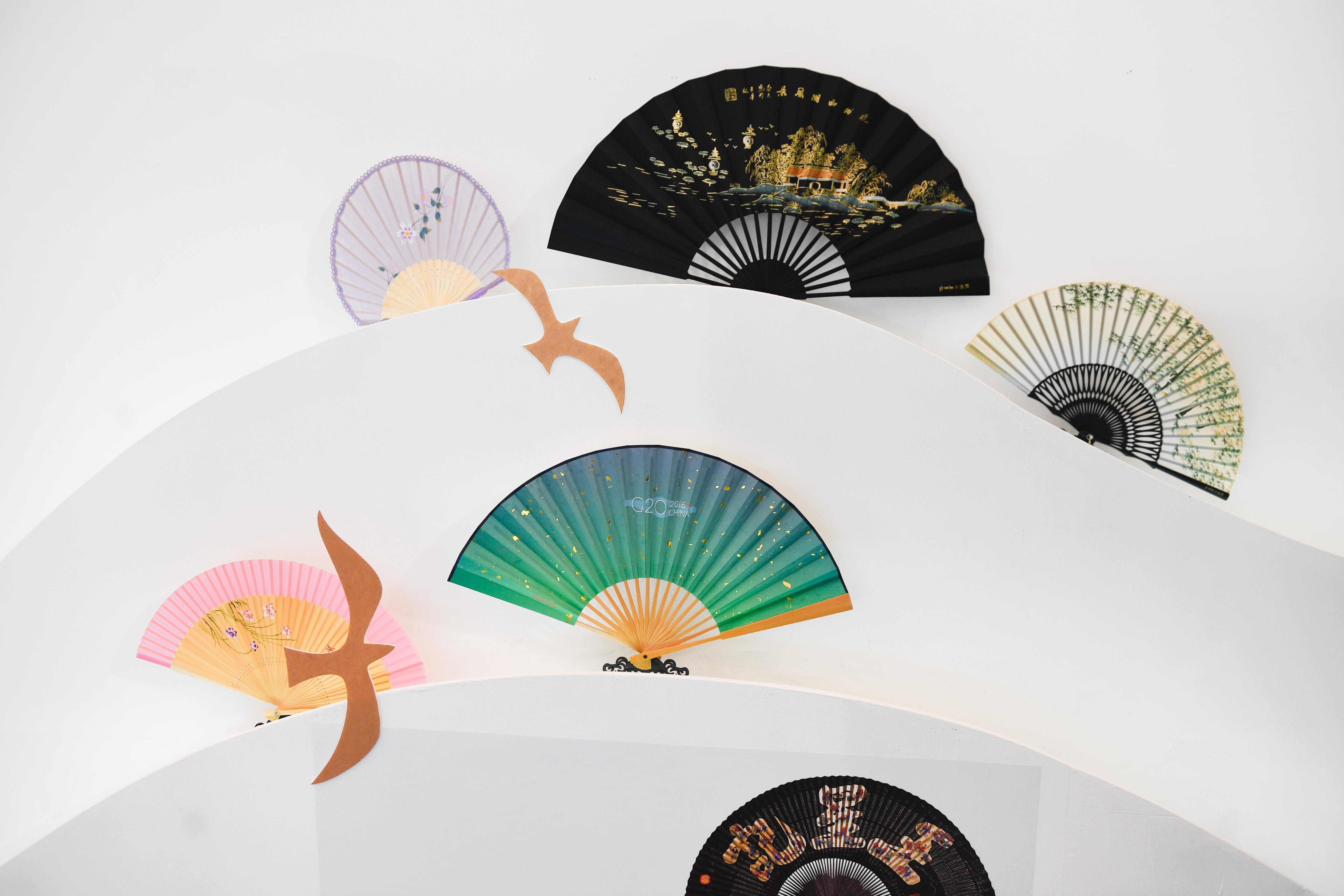 亚运杭州主题展亮相雅加达 展示杭州独特韵味
