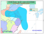 """台风""""温比亚""""接踵而至 河南部分城市或发生严重内涝"""