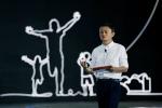 视频|教师马云谈教育:14亿中国人的脑矿才是真正的金矿