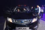 吉利旗下电动出租车将于2019年登陆巴黎