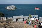 全球人口密度最高小岛
