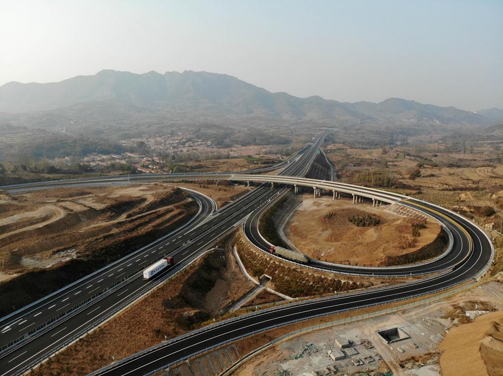 潍日高速建成通车
