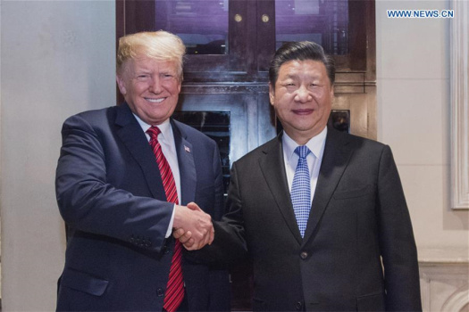 Xi, Trump reach consensus, agree not to impose new additional tariffs