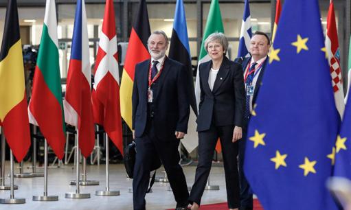 欧洲各国政府首脑召开欧洲理事会峰会