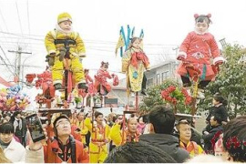 为幸福加码 沁阳市西向镇首届乡村文化节开幕