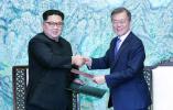 """""""文金会""""后的365天,朝鲜半岛发生了哪些变化?"""