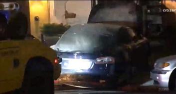 停车状态未充电 旧金山特斯拉Model S再次自燃