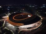 郑州奥体中心全面完工 四项技术国际领先创下世界之最