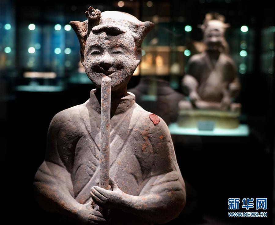(新华视界)(7)丝路遗珍 惊艳中原