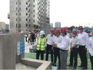 建言獻策抓品質鑄精品,中建電力南京項目舉行品質觀摩活動