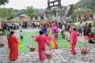 """新县""""双节""""假期旅游市场火爆 旅游收入超10亿元"""