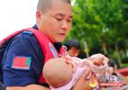 商丘市13支志愿服务团队参与抗洪救灾驰援郑州、新乡