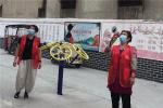 """禹州市颍川街道:小喇叭喊你打疫苗 我们一起""""苗苗苗"""""""