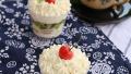 #第四节烘焙大赛暨是爱吃节#奶油水果蛋糕杯