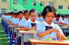 铁西区启工二校学生思维器具展演 震撼教育专家