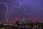 6万道闪电袭击英国