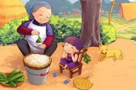 【徐州美文】又见母亲无绳粽