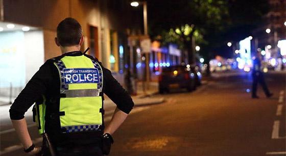 伦敦发生多起安全事件 至少1人死亡