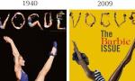 惊艳老照片:时尚摄影作品的变迁与流转