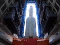 第二发长征五号大火箭完成垂直转运 7月初将发射