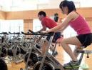 女生练1小时单车减肥 竟致肌肉溶解