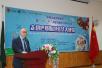 团中央组织中国学生代表团访问巴基斯坦使馆学校