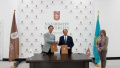 香港理工大学与纳扎尔巴耶夫大学签署合作备忘录
