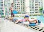 暑期游泳班火爆