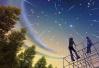 8月天象精彩 月偏食流星雨等天象将先后登场