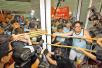 香港13人冲击立法会一案改判 即时监禁8到13个月